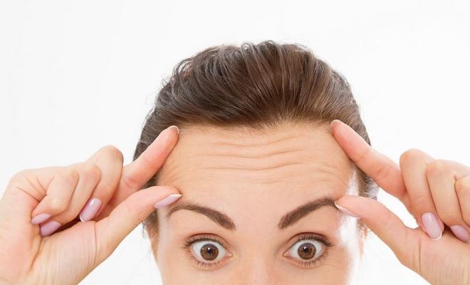 Как да се справим ефикасно с бръчките по челото / ЗДРАВЕ..